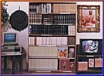 bibliotheque-Bhaktivedanta
