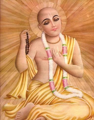 Srii Chaitanya, l'Avatara des Saints Noms de Dieu