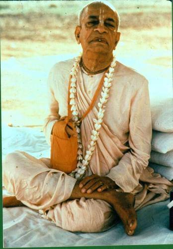 Sri Paramahamsa Bhaktivedanta Swami Prabhupada