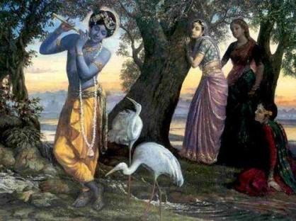 L'amour de Dieu des gopis pour Krishna est le plus élevé