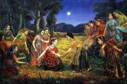 Les-gopis-anxieuses-de-retrouver-Krishna