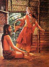 Maharaja-Pariksit-d-pose-le-serpent