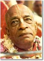 Srila A. C Bhaktivedanta Swami Prabhupada