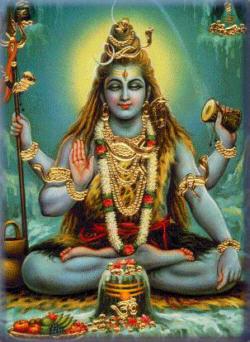 Le seigneur Shiva