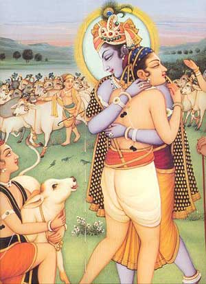 treinte-de-Krishna