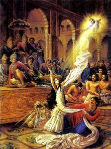 Draupadi_Krishna