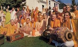 Devenir un dévot de Krishna